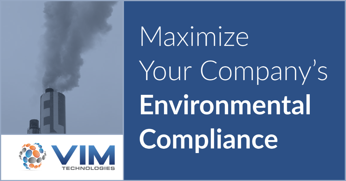 Maximize Your Company's Environmental Compliance