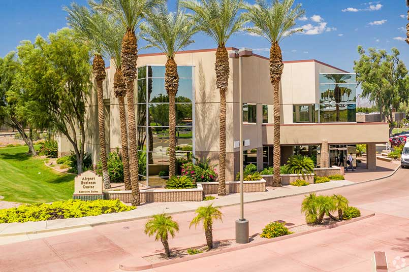 Phoenix office exterior