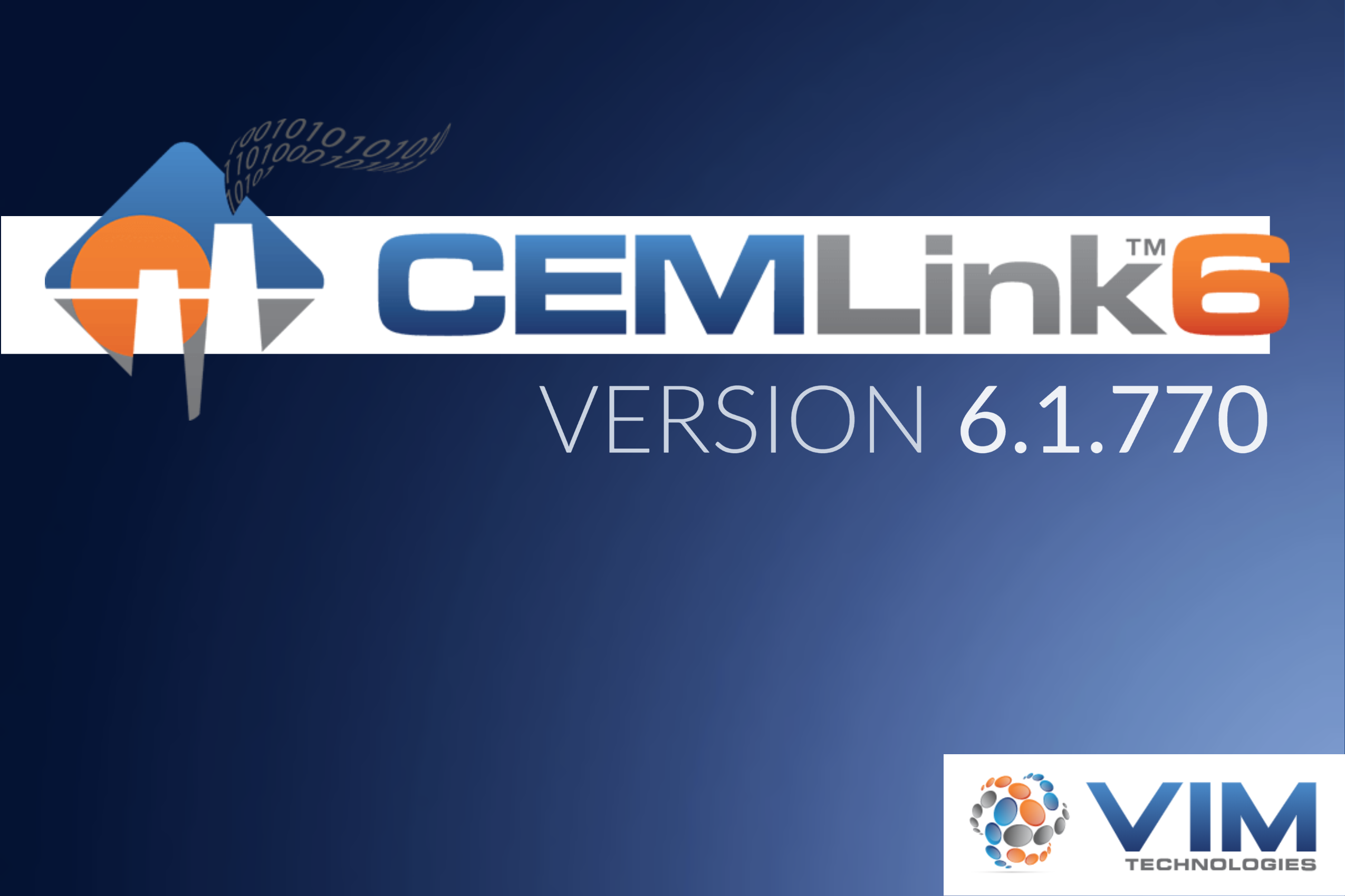 CEMLink6 Version 6.1.770 Now Available