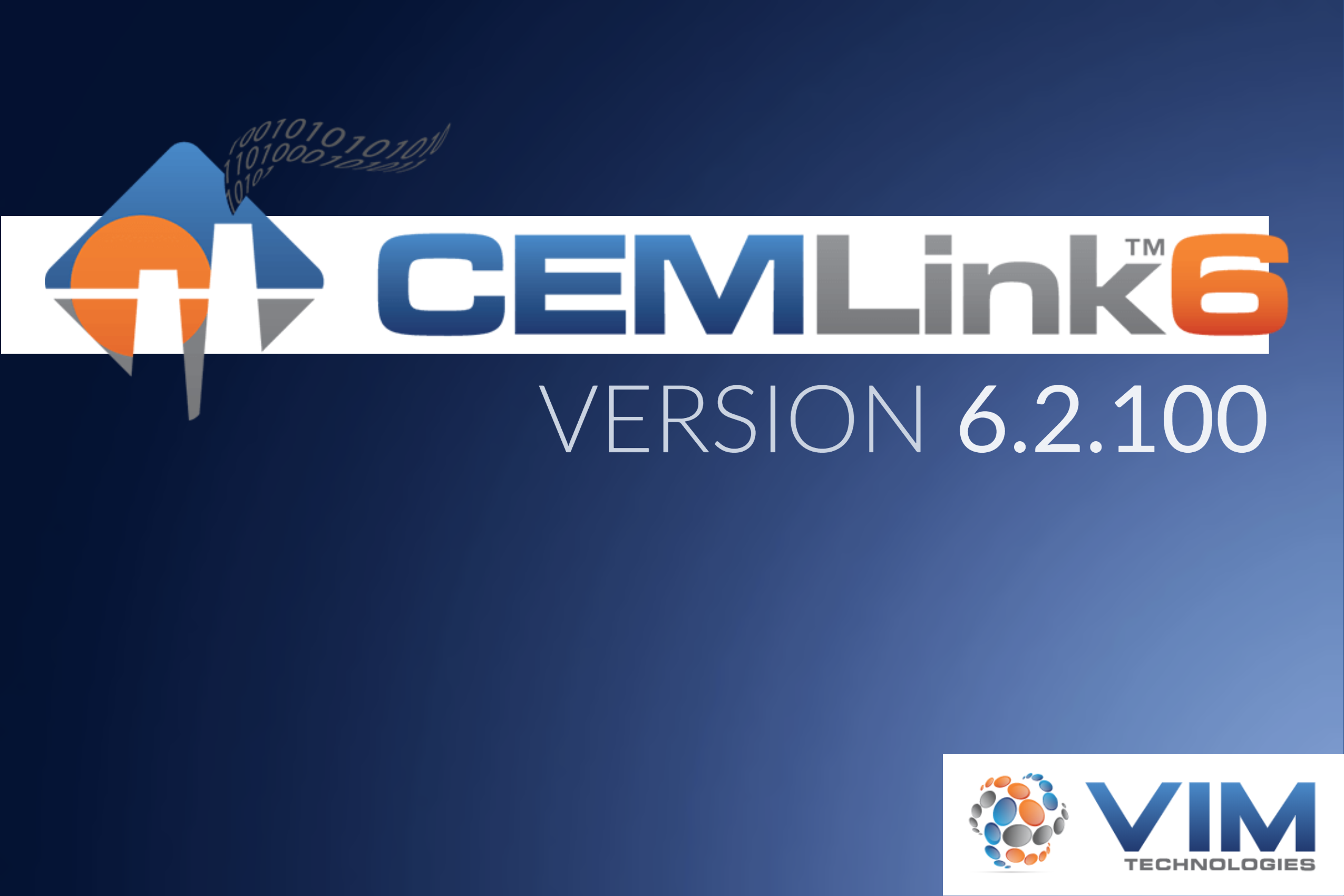 Version 6.2.100 of CEMLink6 Now Available