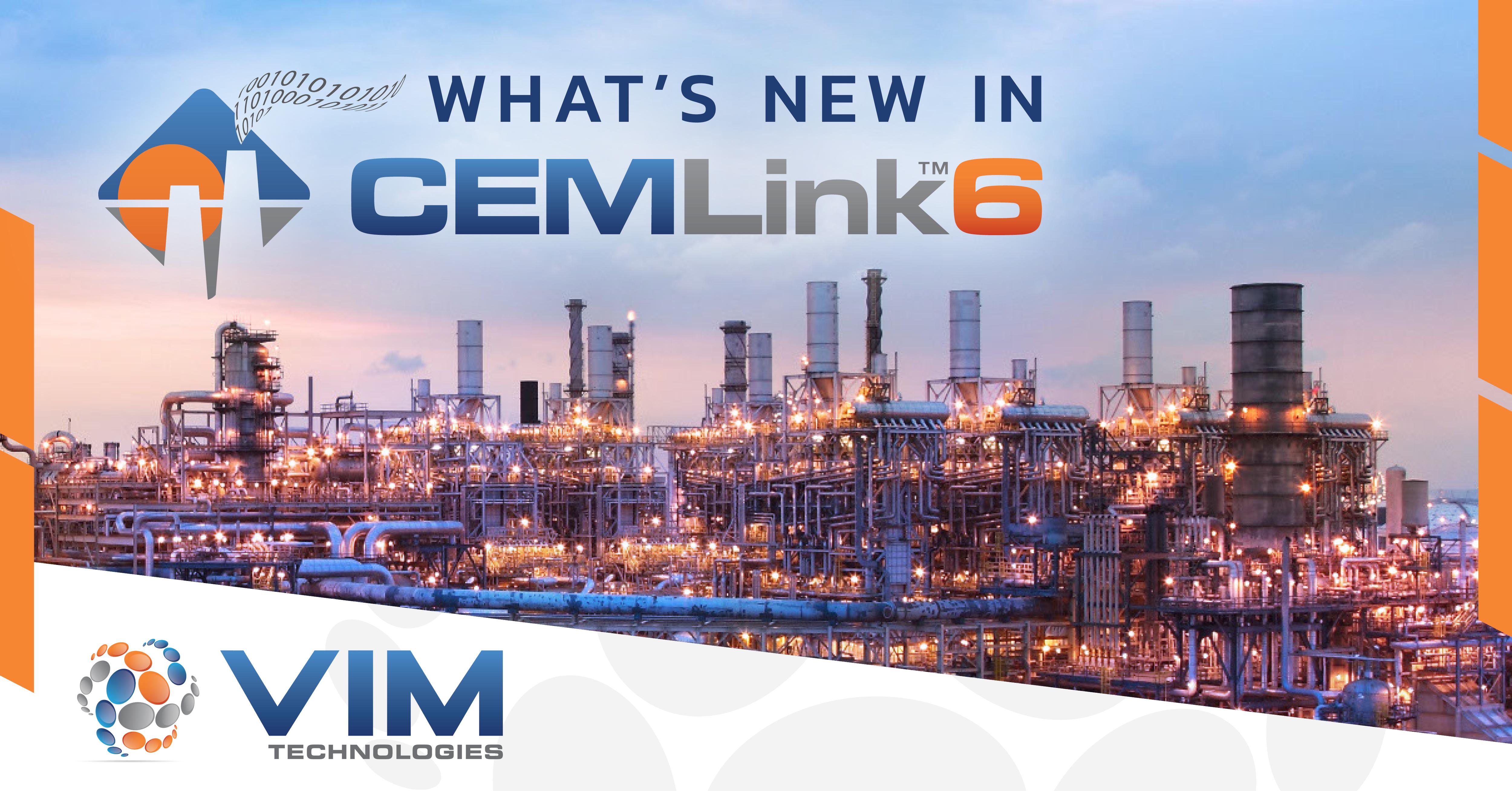 CEMLink6 New Feature Highlights